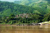 foto of tropical rainforest  - Tropical rainforest rural landscape - JPG