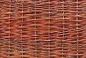 Wicker A Fence