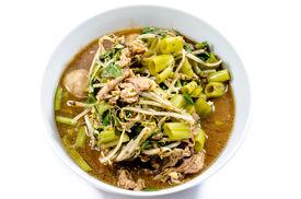 pic of noodles  - Noodle Thai Noodle Thai Noodle meat  - JPG