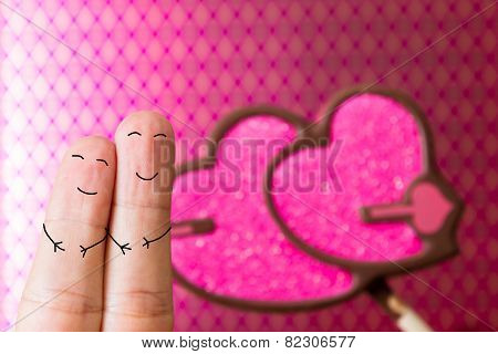 Finger People Love