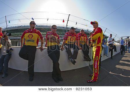 NASCAR: 24 de julho Brickyard 400