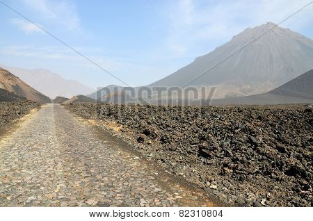 Road By The Volcano