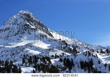 Border Crossing Staller Sattel Of Tyrol To Italy