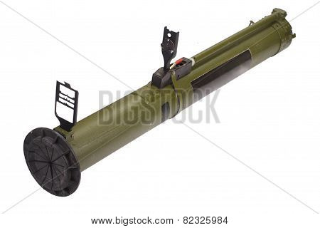 Anti-tank Rocket Propelled Grenade