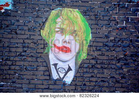 Street art Montreal Xavier Dolan