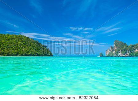 Sea Scene Heaven Getaway