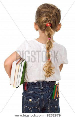 Menina vai voltar à escola