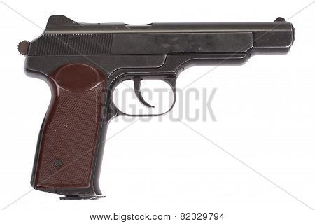 automatic 9mm pistol