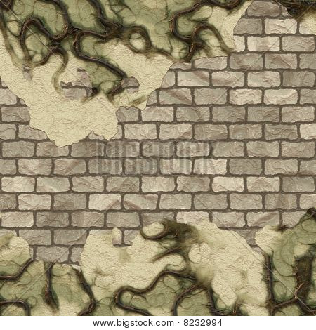 Vine Wall