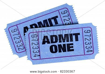 Blue Tickets