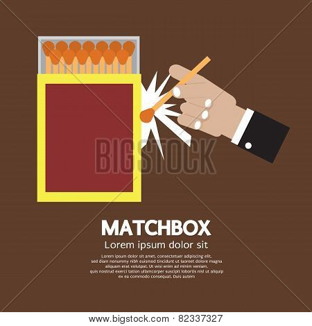 Matchbox Container.