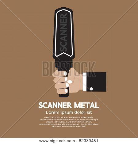 Metal Scanner.