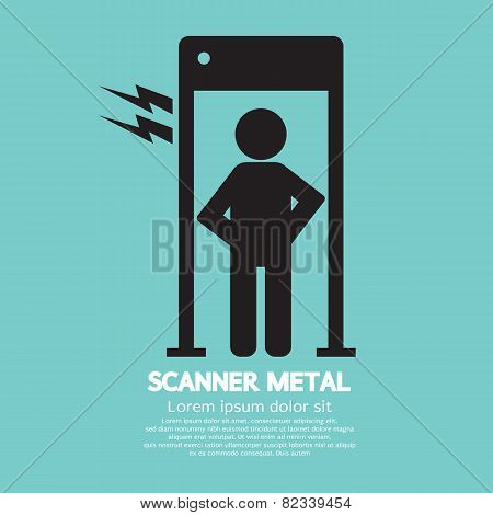 Metal Scanner Gate.