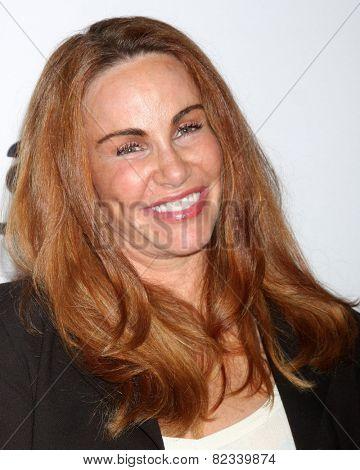 LOS ANGELES - FEB 3:  Tawny Kitaen at the