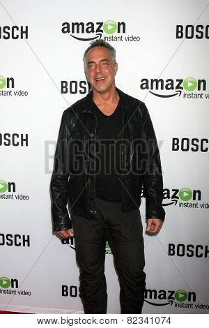 LOS ANGELES - FEB 3:  Titus Welliver at the