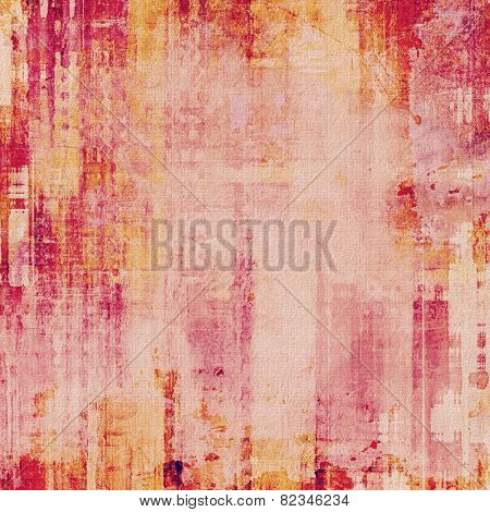 Old background or texture. With different color patterns: yellow (beige); purple (violet); red (orange); pink
