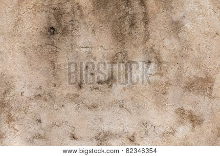 Surface of the grunge texture of old concrete .