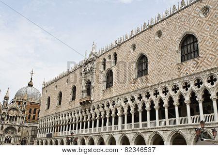 Venice Palazzo Ducale