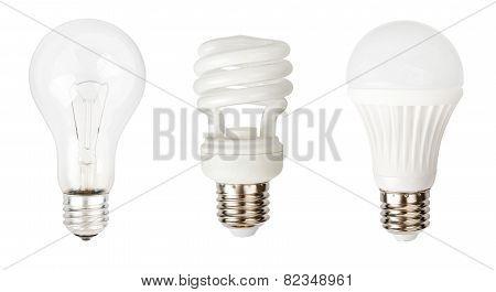 Lamps Set 1