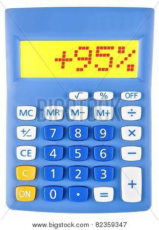 Calculator With 95