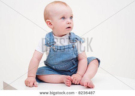 Portrait Of Pretty Boy