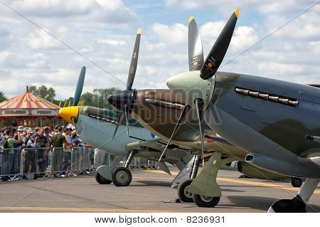Battle Of Britain Fighters