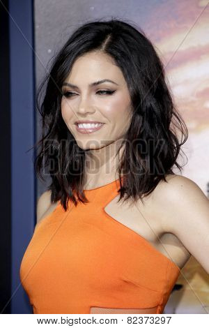 LOS ANGELES - FEB 2:  Jenna Dewan-Tatum at the