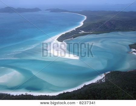Hill Inlet, Whitsunday Islands