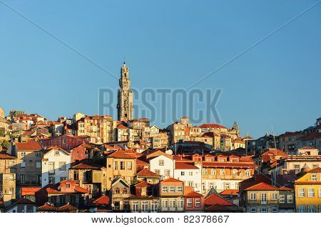 View of the Porto city, Portugal
