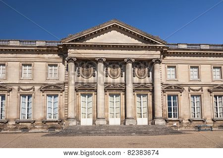 Castle Of Compiegne In Oise