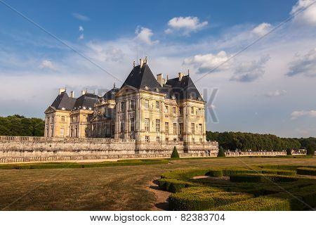 Chateau De Vaux-le-vicomte, France