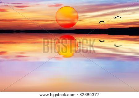 approaching the sun