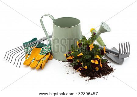 Tools For Gardening.