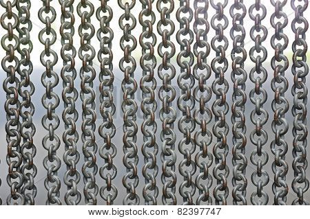 many sets of chain