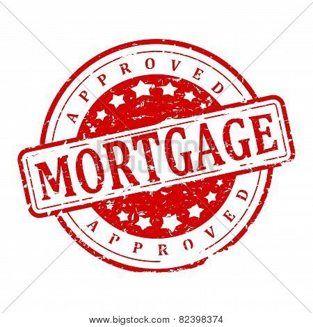 Red Stamp - Mortgage