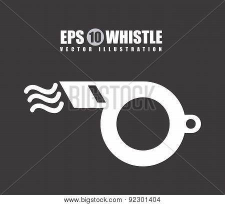 whistle design