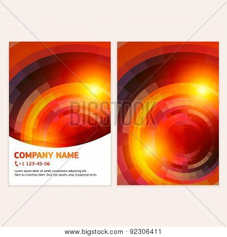 Mosaic Spectrum Business Card