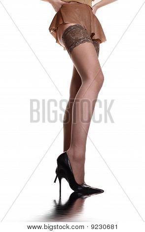long legs - reflection