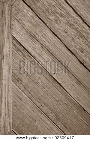 Teak Wood Background
