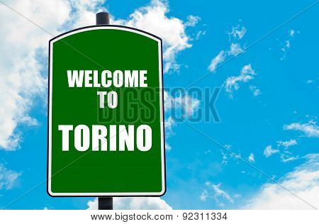 Welcome To Torino
