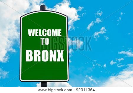 Welcome To Bronx