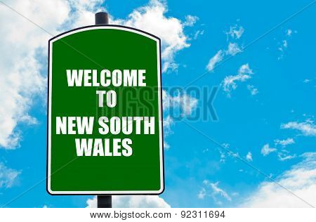Welcome To New South Wales