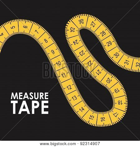 measure tape design