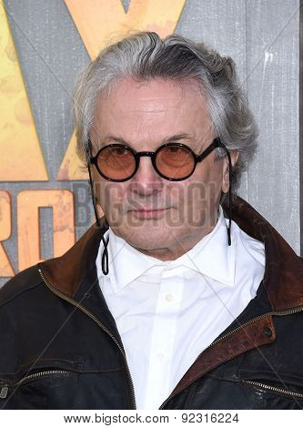 LOS ANGELES - MAY 07:  George Miller arrives to the