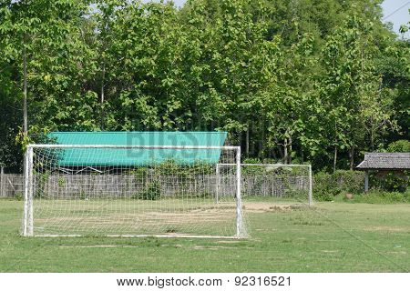 Football Soccer Goal