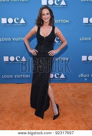 LOS ANGELES - MAY 30:  Lilly Tartikoff arrives to the MOCA Annual Gala 2015  on May 30, 2015 in Hollywood, CA