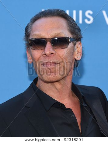 LOS ANGELES - MAY 30:  Alex Van Halen arrives to the MOCA Annual Gala 2015  on May 30, 2015 in Hollywood, CA