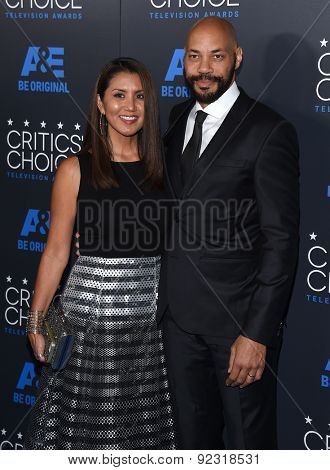 LOS ANGELES - MAY 31:  John Ridley arrives to the Critic's Choice Television Awards 2015  on May 31, 2015 in Hollywood, CA