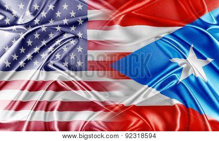 USA and Puerto Rico.