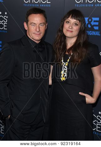 LOS ANGELES - MAY 31:  Jason Isaacs arrives to the Critic's Choice Television Awards 2015  on May 31, 2015 in Hollywood, CA